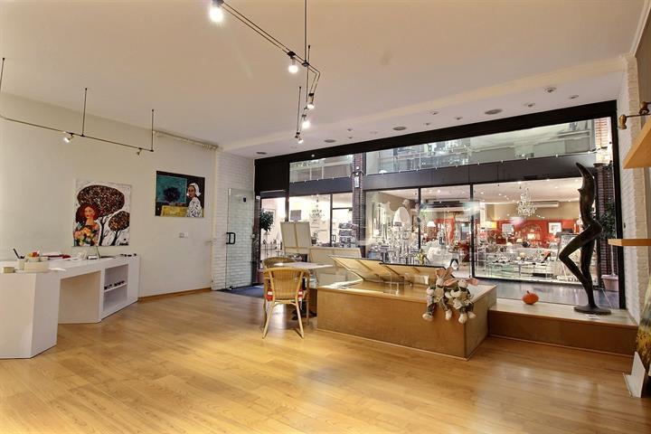 Centre commercial - Woluwe-Saint-Lambert - #3875240-1