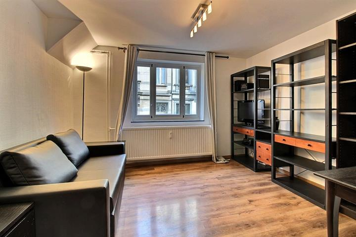 Flat - rented - 1000 Bruxelles