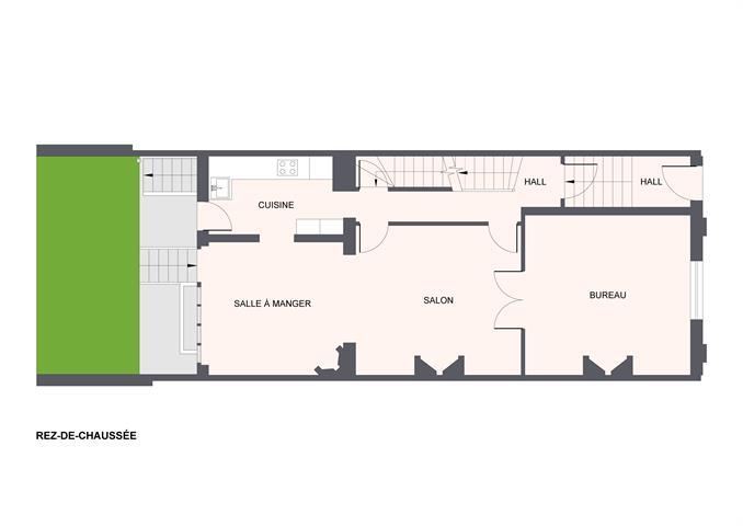 House - under offer (sale) - 1150 Woluwe-Saint-Pierre